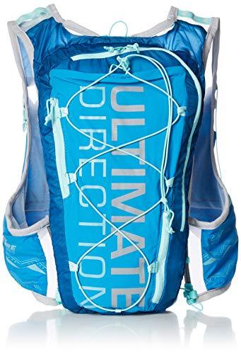 Ultimate Direction Ultra Vesta 5 X/S Signature Blue, Mochila Trail Running para Mujer, Azul Claro, XS