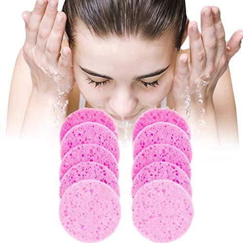 Facial Brush Gezicht Cleaner Draagbare Borstel Gezichtsverzorging Diepe Schrobben Up Verwijderen Huid Spa Waterdicht Gezicht Borstel Multi-Functie pink