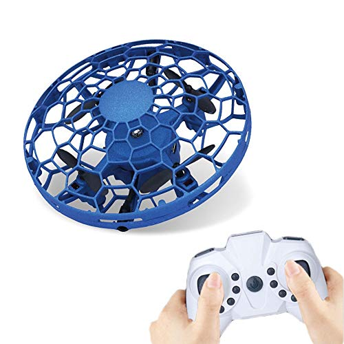 Lihgfw Inductie vliegtuigen afstandsbediening te vierassige Drone kleine vliegtuigen Boy Bestand tegen Suspension Flying Saucer Kinderspeelgoed