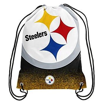 Pittsburgh Steelers NFL Gradient Drawstring Backpack