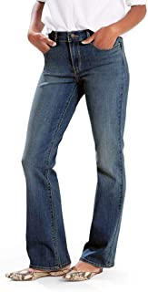 Women's Classic Bootcut Jeans (Standard and Plus)