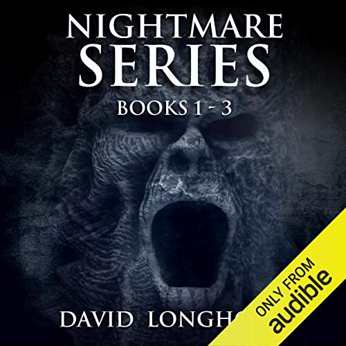 Nightmare Series: Books 1 - 3: Nightmare Series Box Set, Volume 1. Supernatural Suspense with Scary & Horrifying Monsters