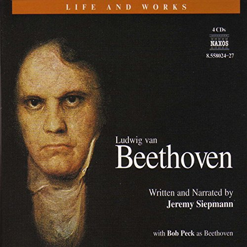 The Life and Works of Beethoven Titelbild