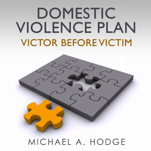 Domestic Violence Plan audiobook cover art