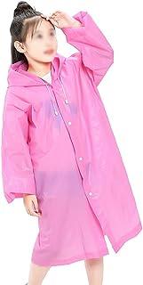Reusable Outdoor Camping Waterproof Raincoat Walking Hooded Rain Poncho N7