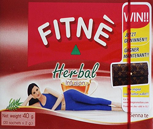 Fitne Tee (rot) 40g