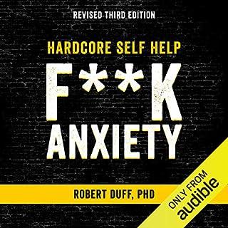 Hardcore Self Help: F--k Anxiety cover art