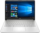 HP 14' Core i3 1005G1 Up to 3.4GHz 8GB 256GB SSD 1080P 14-dq1043cl Backlit Keyboard