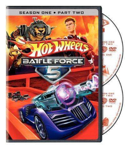 Hot Wheels Battle Force 5: Season 1 Pt.2 [Edizione: Stati Uniti]
