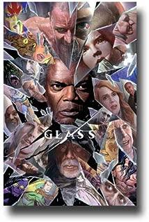 glas poster
