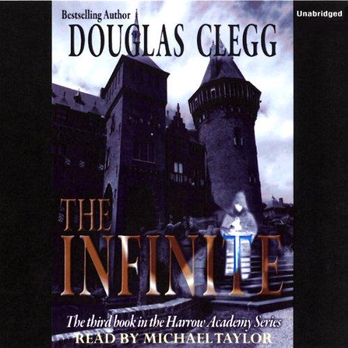 The Infinite audiobook cover art