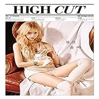 HIGHCUT VOL.155 少女時代 YOONA Vol.155表紙画報 HIGH CUT VOL.155 ユナ
