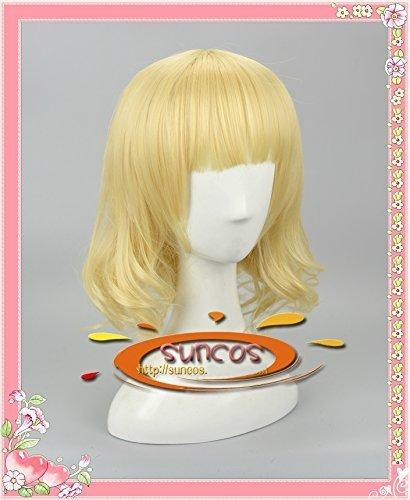 『耐熱コスプレウィッグ ご注文はうさぎですか シャロ / 桐間 紗路 cosplay wig 専用ネット付sunshine onlineが販売』の2枚目の画像
