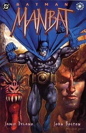 Batman: Manbat issue 1-3 (Prestige Comic)