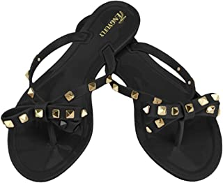 Best black gucci thong sandals Reviews