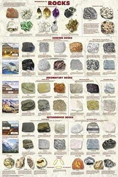 Best rock identification chart Reviews