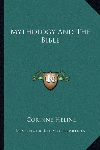 Mythology And The Bible