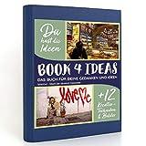 BOOK 4 IDEAS modern   Istanbul - Stadt der tausend Gesichter, Notizbuch, Bullet Journal mit Kreativitätstechniken und Bildern, DIN A5