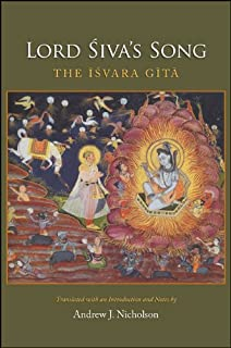 Lord Siva's Song: The Isvara Gita