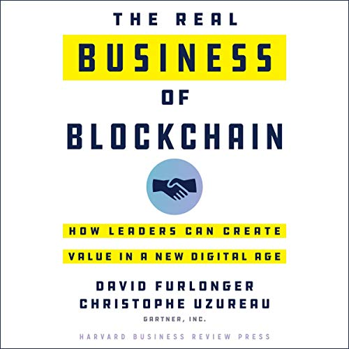 The Real Business of Blockchain audiobook cover art