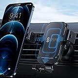 Syncwire Soporte Movil Coche, Soporte para teléfono móvil de Gravedad, Soporte Móvil Teléfono para Salida de Ventilación del Coche con Rotación de 360 Grados para iPhone 12/12 Pro 11 XS 8,Samsung