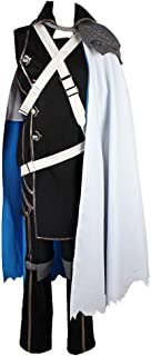 Fire Emblem Awakening Chrom Cosplay Costume Cloak with Full Accessory