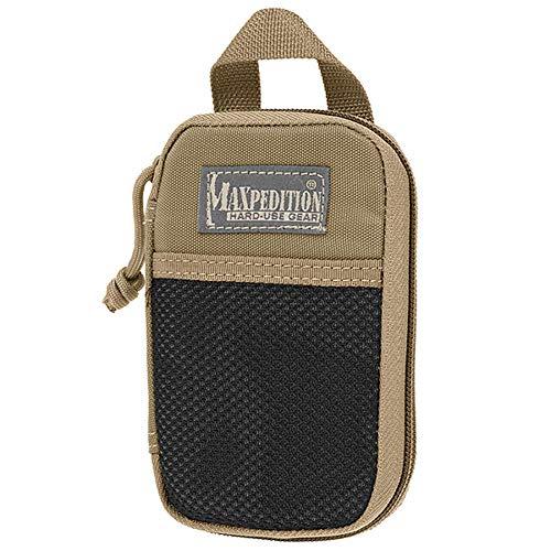 Maxpedition Micro Pocket Organizer Tasche, Khaki, Einheitsgröße