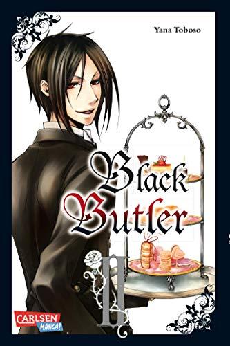 Black Butler 2: Paranormaler Mystery-Manga im viktorianischen England