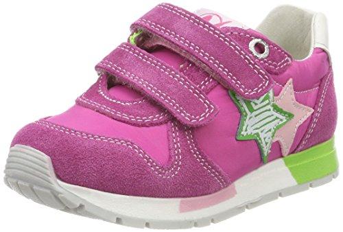 Naturino Mädchen Parker VL. Hohe Sneaker, Pink (Fuxia), 31 EU