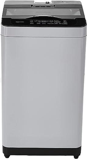 Amazon Basics 6 Kg Fully Automatic Top Loading Washing Machine, Grey