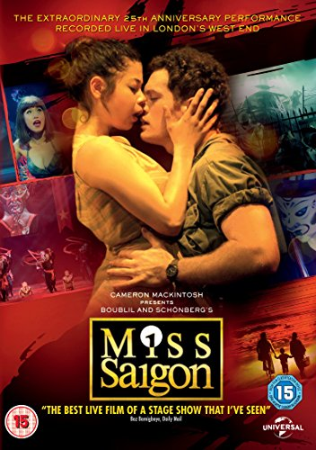 Miss Saigon: 25th Anniversary Performance [DVD] UK-Import, Sprache-Englisch