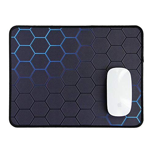 Small Keyboard Mat Anti Slip Mousepad Lock Edge Mat Durable Gaming Mouse Pads Computer Tablet Mat Mousepad 31X24 Cm
