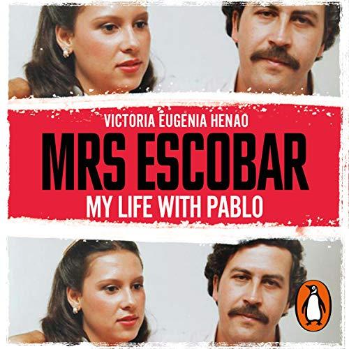 Couverture de Mrs Escobar