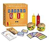 Dujardin Jeux - La Nouvelle Nouvelle boîte de Jeu Burger Quiz - Jeux de société