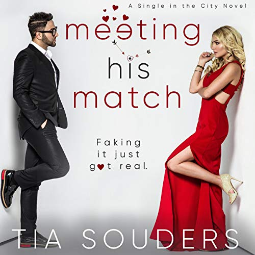 Meeting His Match cover art