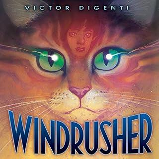 Windrusher audiobook cover art