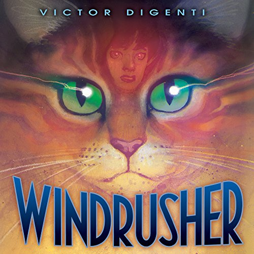 Windrusher audiobook cover art