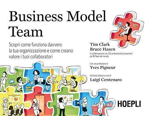 Business model team. Scopri come funziona davvero la tua organizzazione e come creano valore i tuoi collaboratori