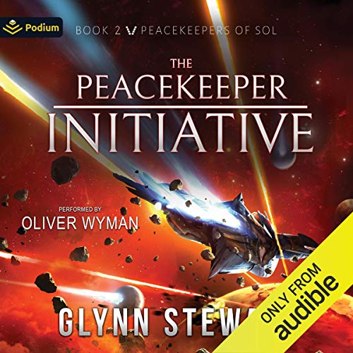 Page de couverture de The Peacekeeper Initiative