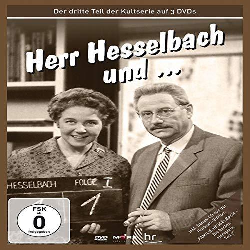 Herr Hesselbach und... (3 DVDs + Audio-CD)