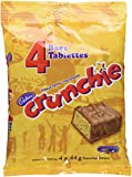 cadbury crunchie candy, 4 count