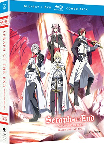 Seraph of the End: Vampire Reign - Season One, Part Two [Blu-ray]