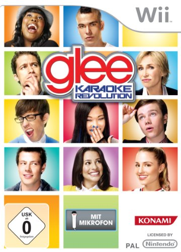 Karaoke Revolution : Glee Vol. 1 + Micro [import allemand]