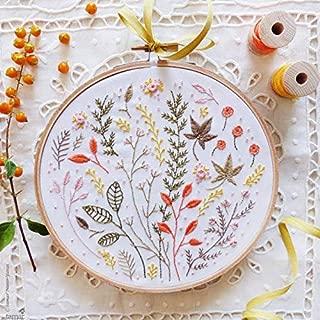modern hand embroidery kits