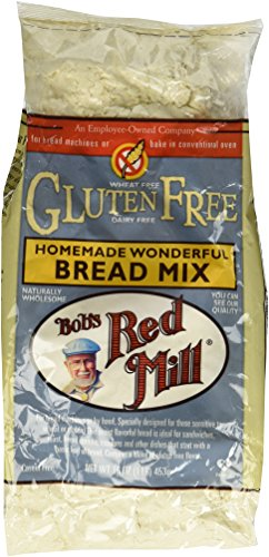 Bobs Red Mill Gluten Free Homemade Wonderful Bread Mix (2x16 Oz)