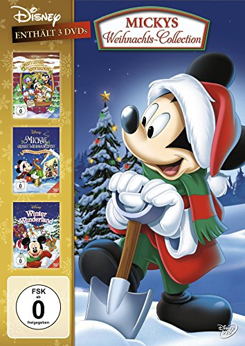 Mickys Weihnachts-Collection [3 DVDs]