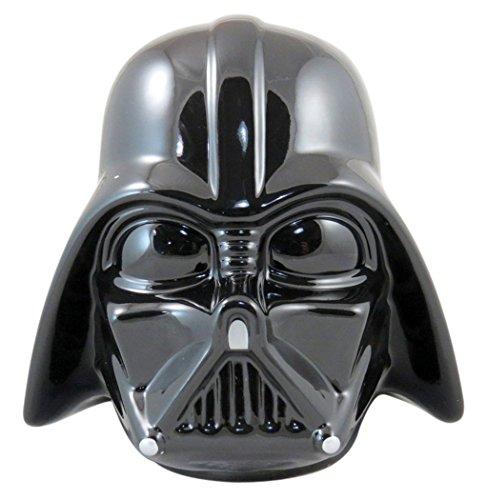 Disney Star Wars Darth Vader - Tarro de cerámica para galletas