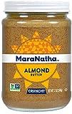 MaraNatha All Natural No-Stir Crunchy Almond Butter (2 Pack) (Packaging May...