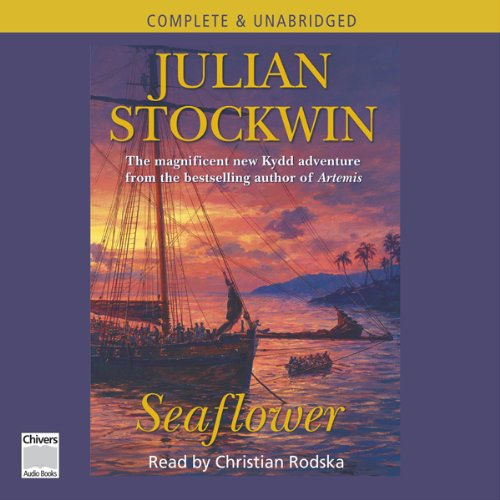 Seaflower audiobook cover art