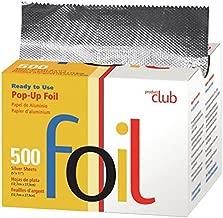 product club foil